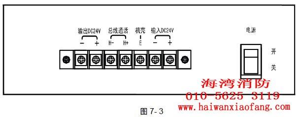 """""""输入dc24v 和机壳e""""连接外部直流电源和ac220v 保      护地."""